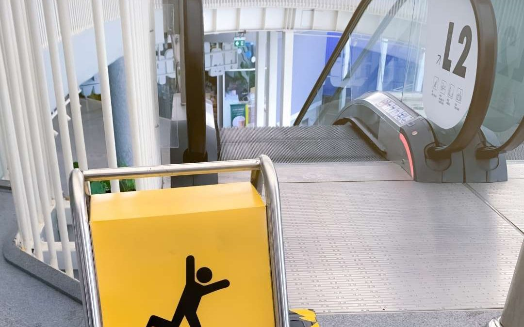 How Intricate it is Riding an Escalator Accident Claim?