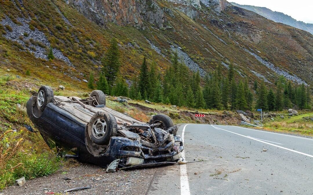 Rollover Accident Claim-How to Win the Day?